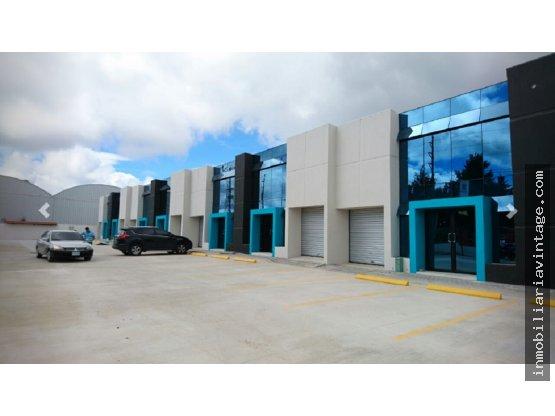 EN alquiler Ofi- Espacio en San Jose Pinula