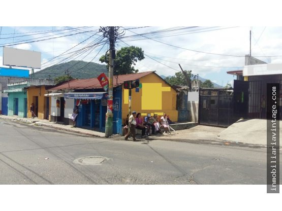¡¡¡ VENTA  !!! Terreno ubicado en  Amatitlan