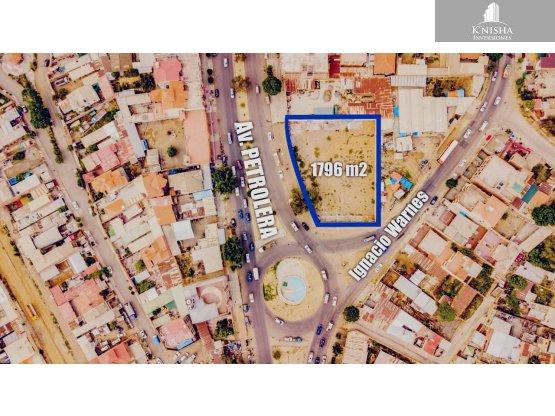 TERRENO (ZONA COMERCIAL SUR) $1.700.000