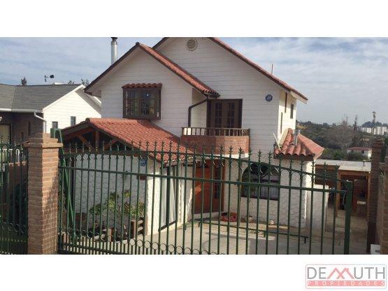 Casa solida Los Pinos Quilpue