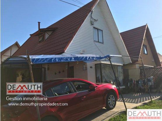 Arriendo Casa independiente en Los Pinos