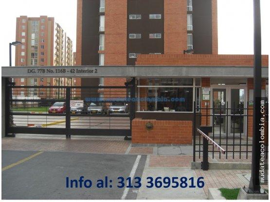 Amplio Apartamento en el Sur Occidente de Bogotá