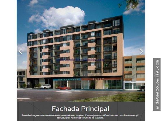 Venta Apartamento en Chapinero Edif 9-59