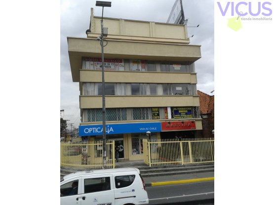OFICINA PARA ARRIENDO  Y VENTA EN CALLE 72