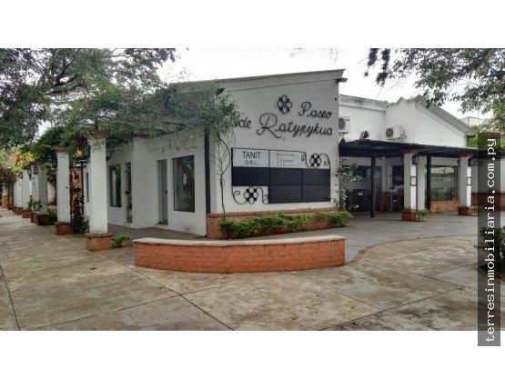 Salones en alquiler en Barrio los Laureles