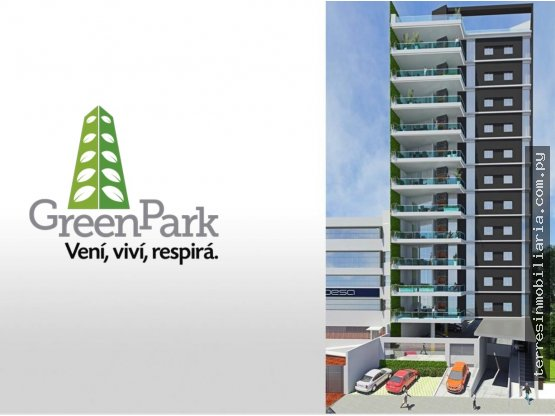 Dptos. en venta EDIFICIO GREEN PARK