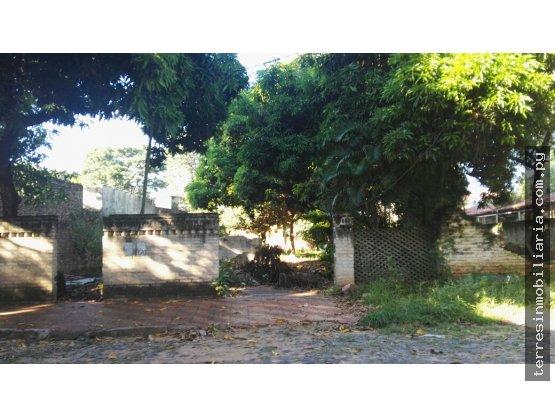 Venta de Terreno en Barrio Vista Alegre