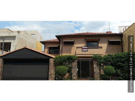 Se alquila casa p/ vivienda u oficina en Mburucuya