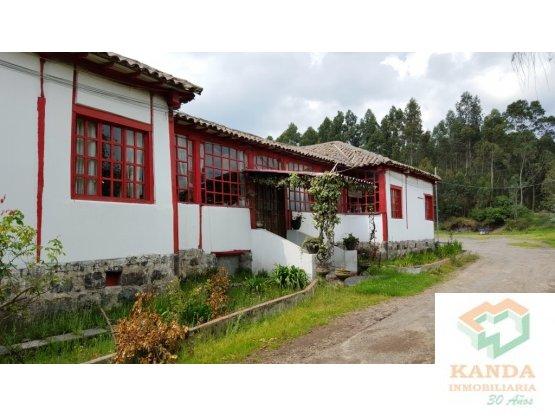 Hacienda Ganadera Plana a La Panamericana