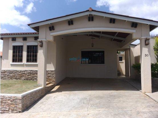 Casa hermosa Costa Verde Económica barata