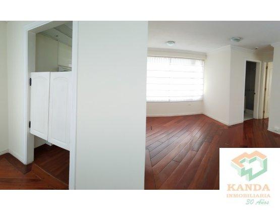 Amplia suite en arriendo / República del Salvador