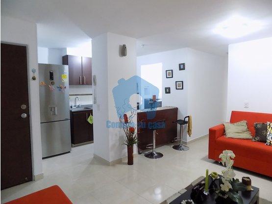 Apartamento 3 alcobas, terraza, conjunto, La Villa