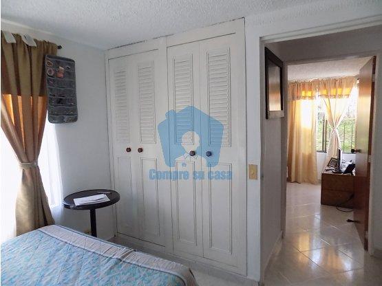 Apartamento 3 alcobas, 62 m2, Conjunto, Corales