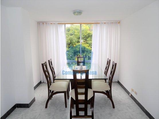 Apartamento amplio Centenario, 3 hab, 87m2, garaje