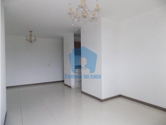 Apartamento 3 alcobas, balcón, Conjunto, Valher