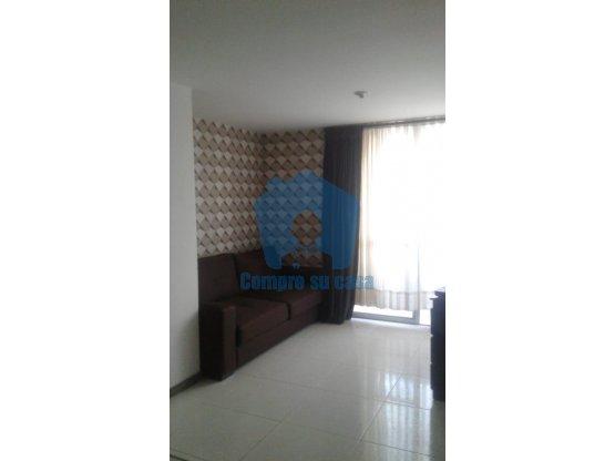 Apartamento 2 alcobas, piscina, balcón, Valher