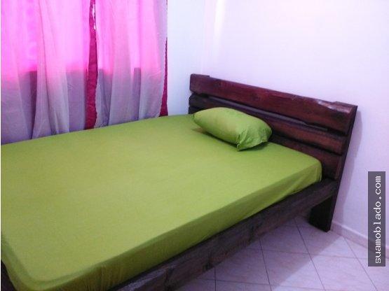 Amoblado Por 1mes, piso 11, 2habitaciones, Bombona