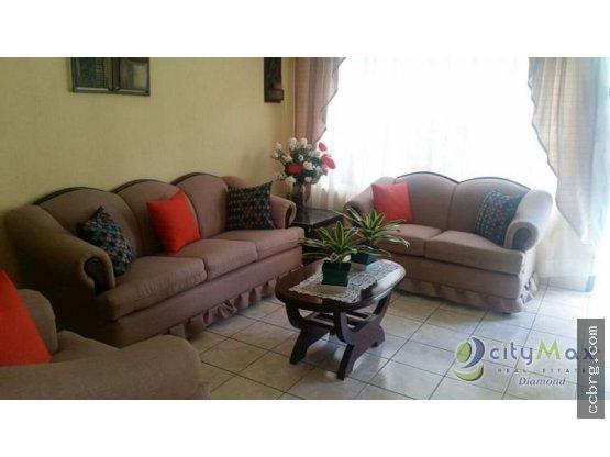 Venta Casa en Zona 1 de Mixco Las Hojarascas