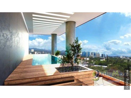 Venta Apartamento Zona 15 V.Hermosa 1
