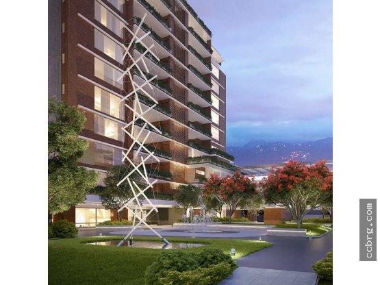 Apartamento 2 niveles con jardín Avita zona 14
