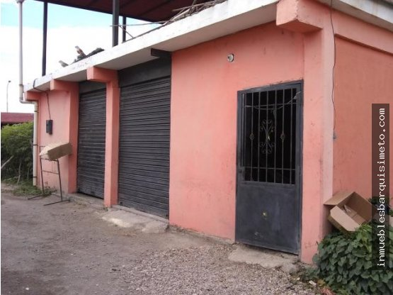 Local en venta Quibor 19-587 RB