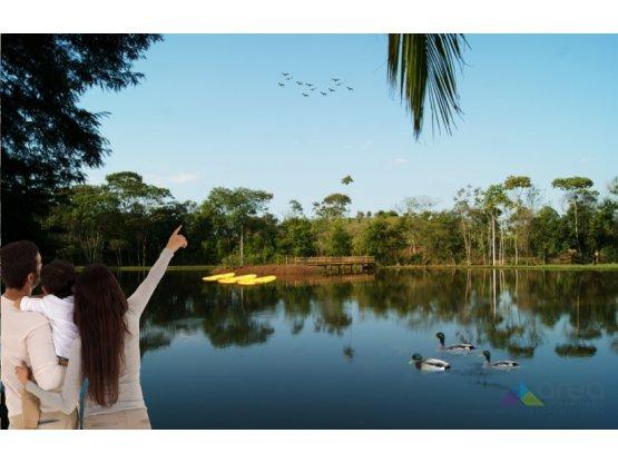 Construye la casa de tus sueños en Rio Claro