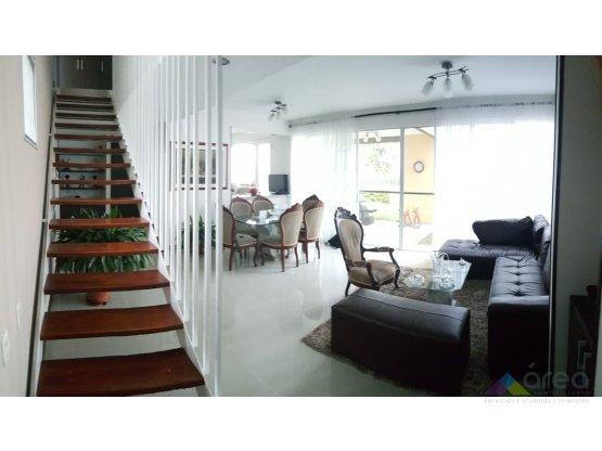 Casa en condominio El Castillo. Jamundí