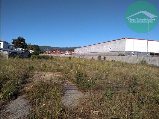 Arriendo Terreno Chiguayante amplio de 3.350 m2