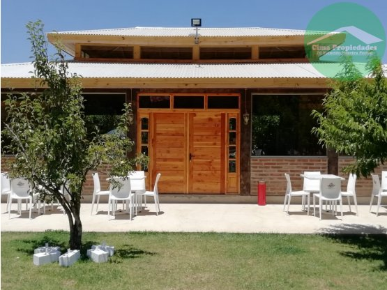 Complejo Turístico 4 casas equipadas 2 piscinas