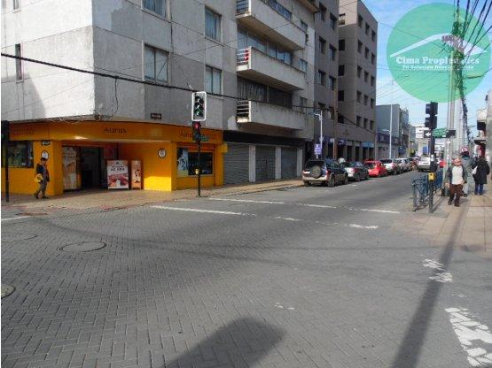 Arriendo Gran Local Comercial céntrico, Talcahuano