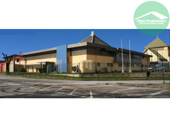 Arriendo Edificio Concepción 2400 m2 construidos