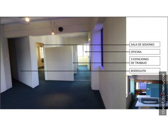 Oficina en venta Edificio Zona 10 (DIRECTO)