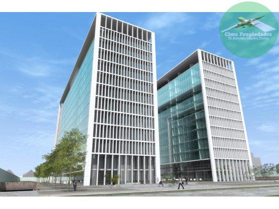 Venta Terreno Proyecto aprobado Hotel y Oficinas