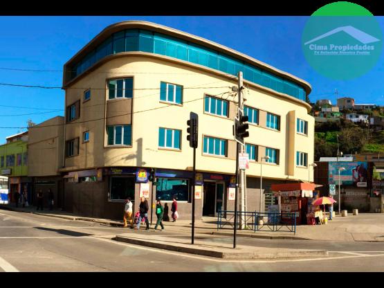 Arriendo Edificio Comercial Talcahuano 1.050 m2