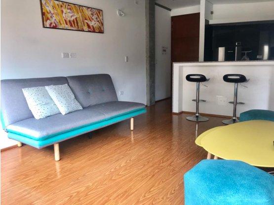 Apartamento en arriendo, SAN PATRICIO Bogotá