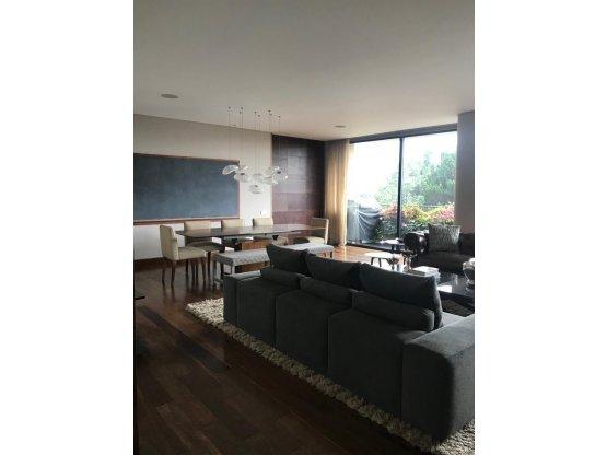 Apartamento en venta - SANTA BARBARA ALTA Bogota