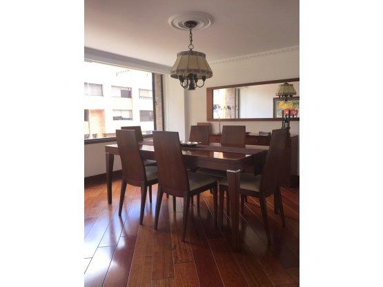 Apartamento en venta-arriendo LOS ROSALES Bogota