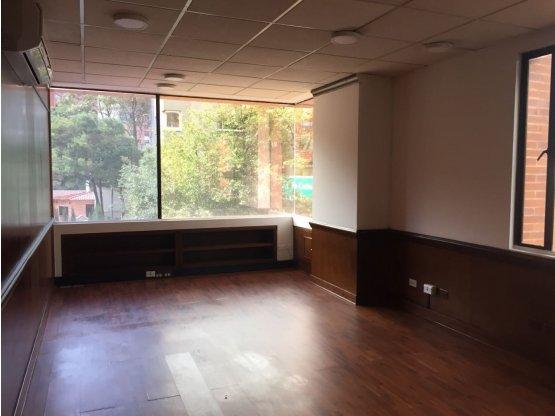 Oficina en arriendo, NOGAL Bogotá