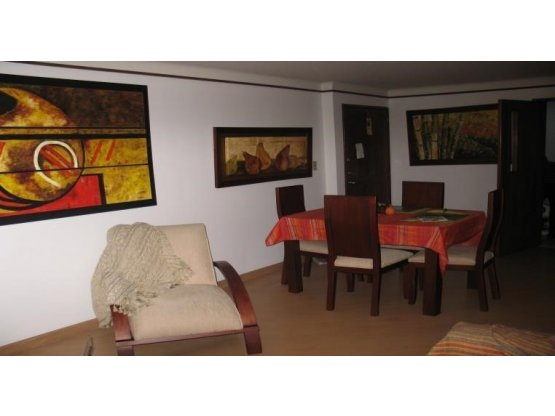 Apartamento en venta, LA CAROLINA Bogotá