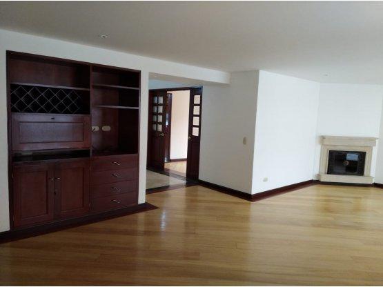 Apartamento Venta-Arriendo, CHICO NORTE III Bogota