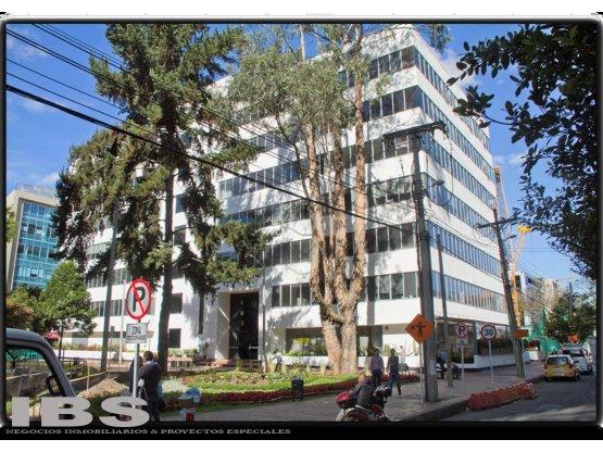 Oficina en arriendo, CHICO Bogotá D.C.