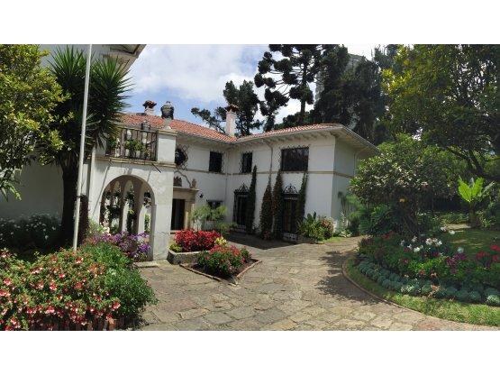 Casa en venta, BOSQUE IZQUIERDO Bogotá