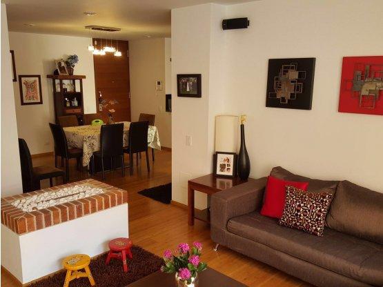 Apartamento venta-arriendo RINCON DEL CHICO Bogotá