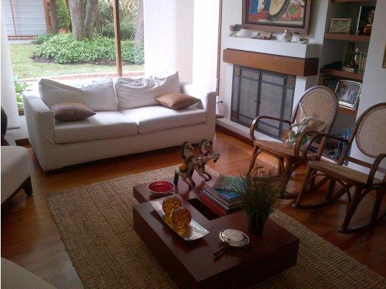 Casa en arriendo, USAQUEN Bogotá