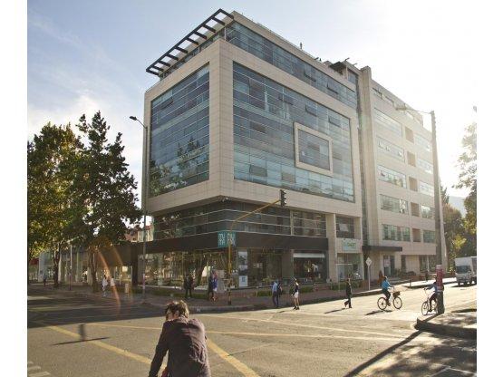 Oficina en arriendo, SAN PATRICIO Bogotá