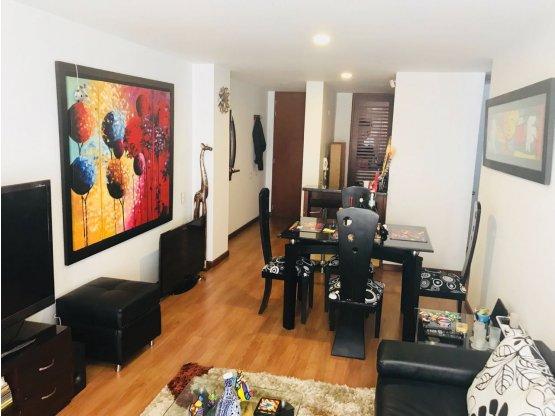 Apartamento en venta, SANTA PAULA Bogotá