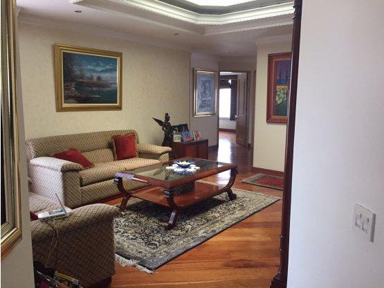 Apartamento en venta - arriendo LA CAROLINA Bogotá