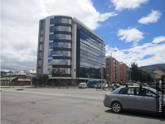 VENTA-RENTA OFICINAS EN CEDRITOS EN OBRA GRIS JBA