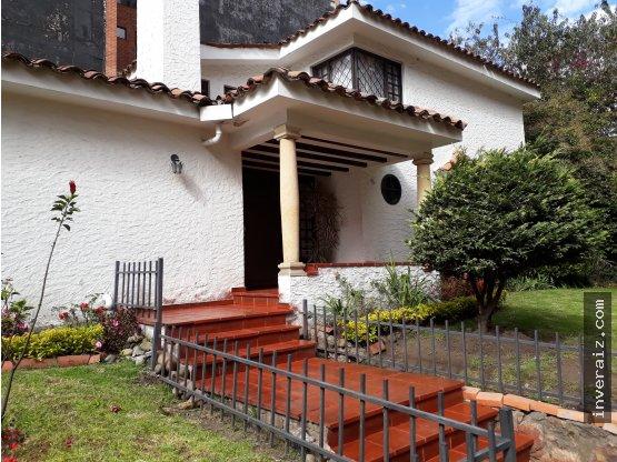 VENDO CASA EN SANTA PAULA BOGOTA- 406 mts YG
