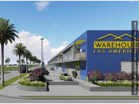 Vendo-Alquilo Ofibodegas,Warehouse las américas